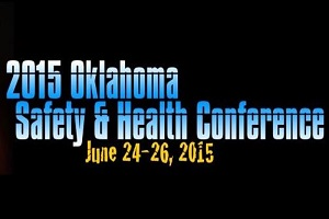 Oklahoma safety and health conference 2015 graphic