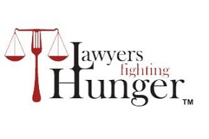lawyers fighting hunger logo