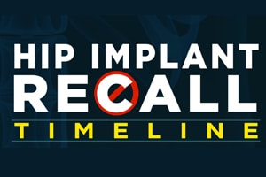 metal hip implant recall graphic