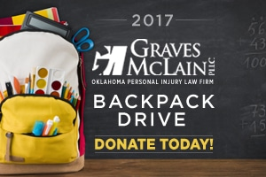 2017 Backpack Program graphic