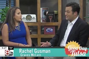 Rachel Gusman on Good Day Tulsa