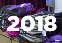 2018 Backpack Program