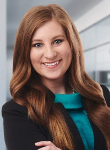 Tiffany Landry, Attorney at Graves McLain, PLLC