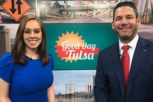 Chad McLain on Good Day Tulsa